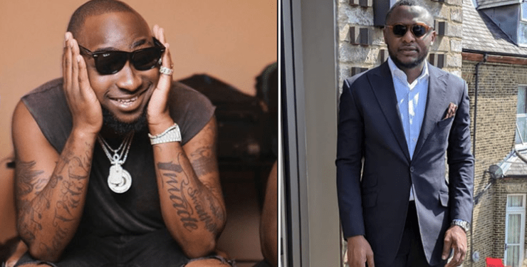 """I've Been Watching Your Talk Show That Has Been Landing You Into Trouble"" – Davido to Ubi Franklin"