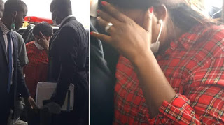 Funke Akindele & husband get 14-day community service for flouting lockdown order