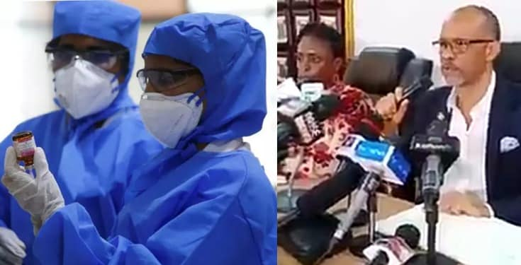 #COVID19: Over 1300 Coronavirus Suspects Under Watch In Lagos (Video)