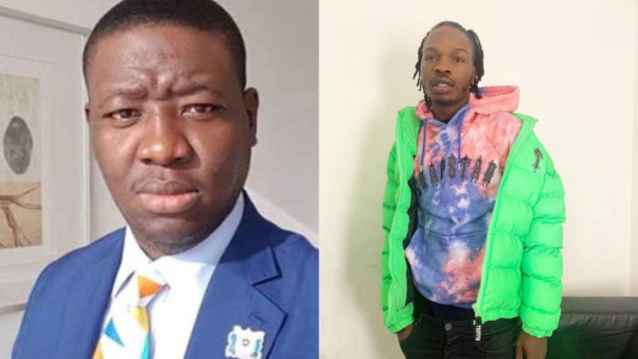 """You Can't Be A Christian & Be A Marlian"" – Pastor Adeboye's Son, Leke Warns Naira Marley's Fans"