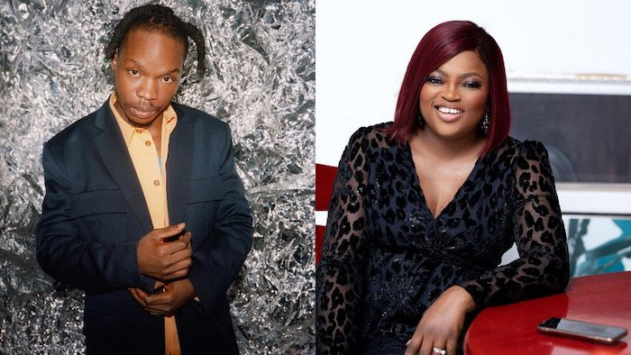 MARLIANS!!! Naira Marley Set To Appear In Funke Akindele's New Movie 'Omo Ghetto The Saga'