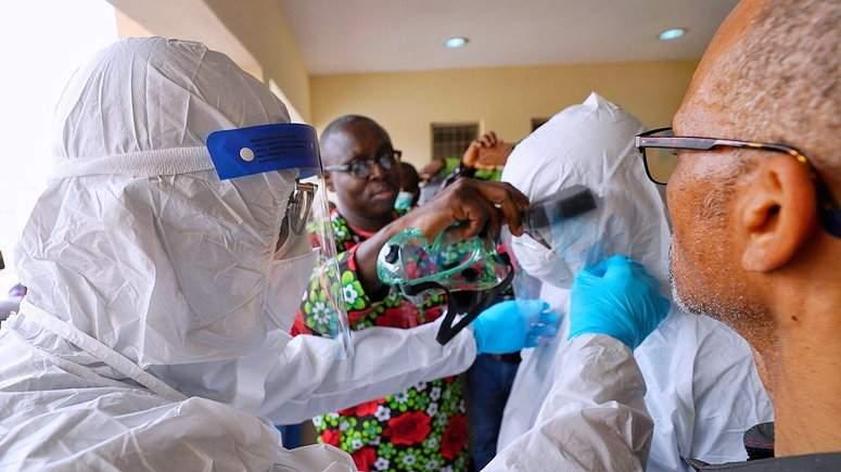 #Coronavirus: FG Denies Buying Used Protective Gear From China