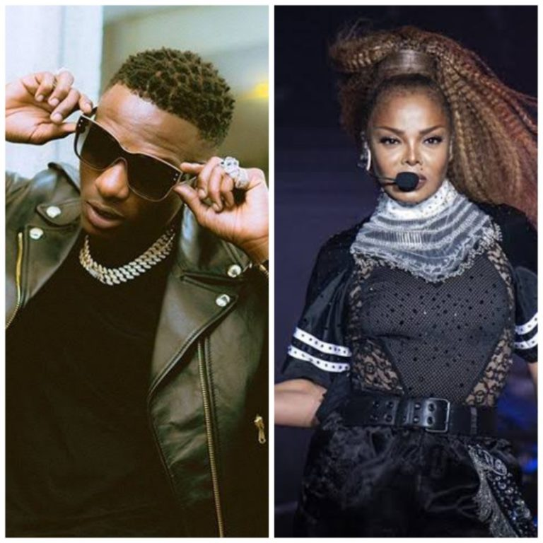 "Janet Jackson Lists Wizkid's Song ""Joro"" As One Of Her Best In New Playlist"