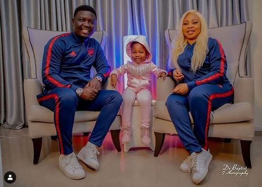 Check Out The Sweet Words Seyi Law Wrote To Celebrate His Wife On Their 9th Wedding Anniversary