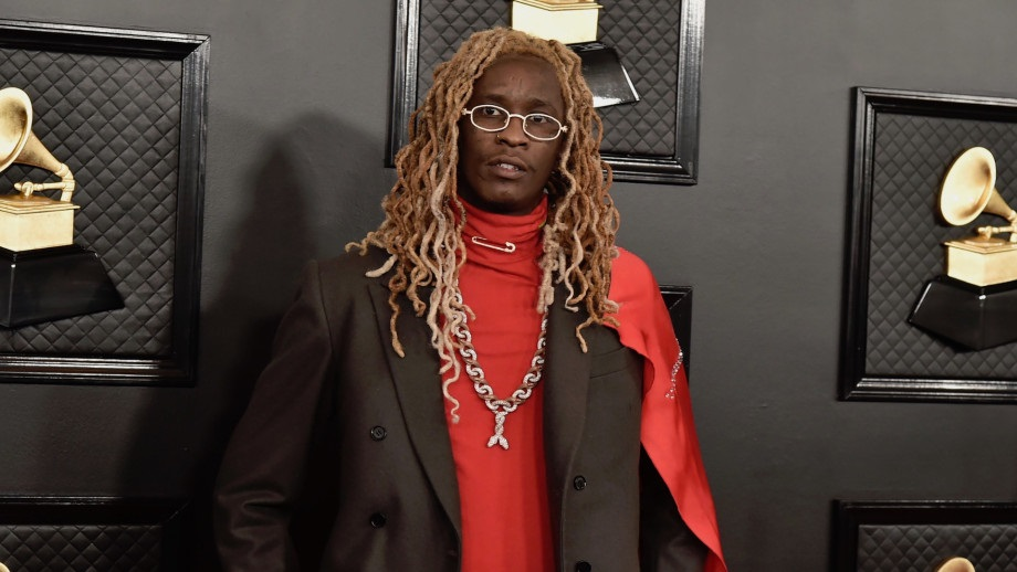 Rapper, Young Thug Refers his followers to the Bible for solution to Coronavirus (Photo)