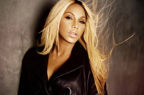 [Video] American Singer, Tamar Braxton Passionately Express Her Love For Davido & Wizkid