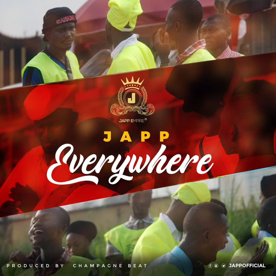 "[Music] Japp – ""Everywhere"""