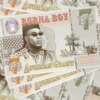 "[Full Album] Burna boy – ""African Giant"" + Zip"