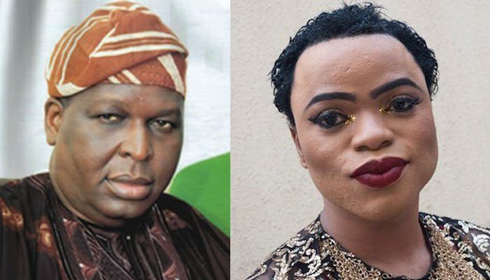 """""""I Roll with your bosses  in the Government"""" – Bobrisky Slams DG of NCAC for Calling him a 'National Disgrace'"""