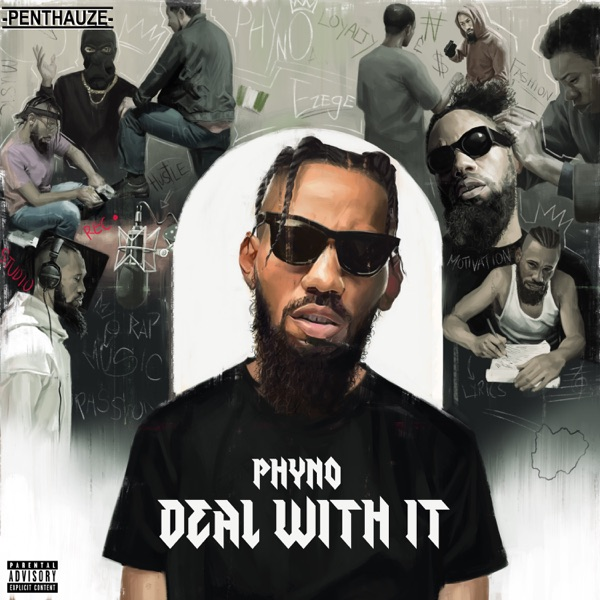 """[Full Album] Phyno – """"Deal With It"""" + Zip"""