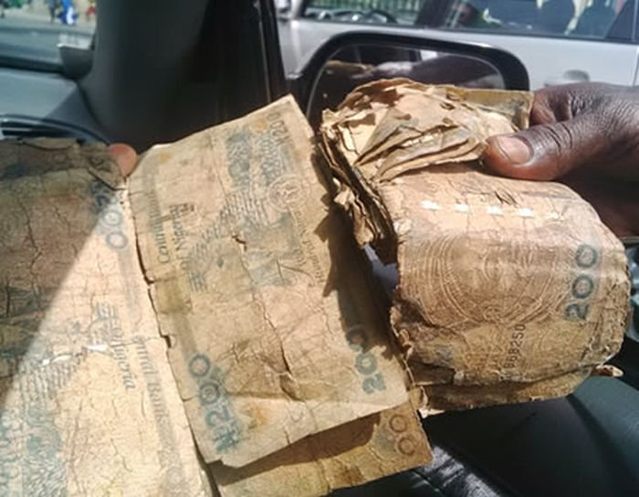 """""""Go And Deposit Your Bad Naira Notes In the Bank By Monday"""" – CBN Tells Nigerians"""