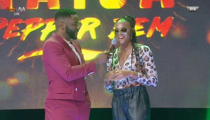 #BBNaija: I Want A Female To Win This Year – Jackye Reveals As She disclose Who She Wants To Win