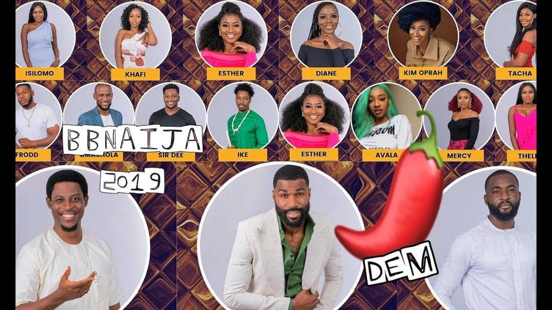 #BBNaija: Organisers Announce New Twist, Said There won't Be Eviction This Week