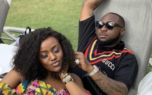 BREAKING!!!: Davido's Fiancee, Chioma Tested Positive To #CoronaVirus