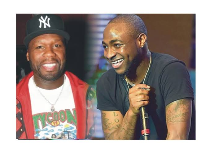 Inside Life!!: Davido Narates A Story Of How 50 Cent Snubbed Him Back In 2014 (Watch Video)