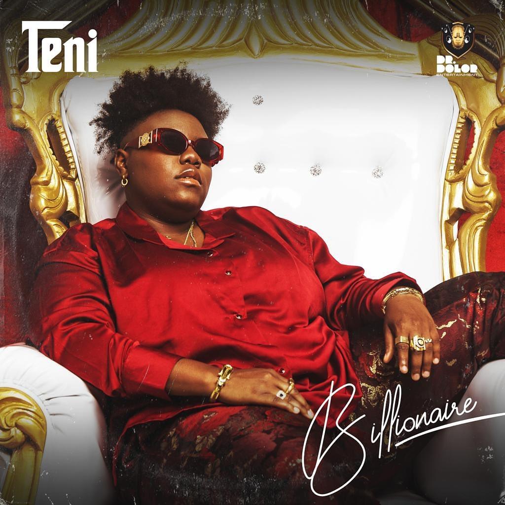 "[Download] Teni – ""Billionaire EP"" (Mp3 & Zip file)"