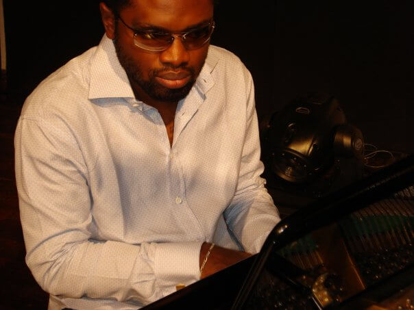 Cobhams Asuquo's Wife Reveals Their First Child Was Born Blind (Video)