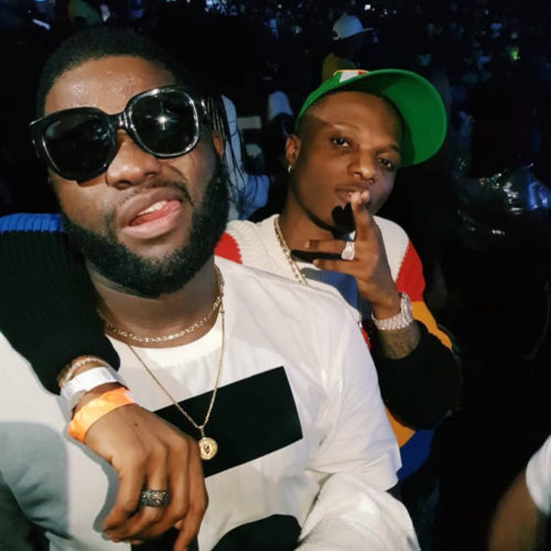 See Jaw Dropping Throwback Photos Of Wizkid and Skales