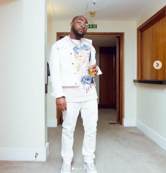 """I Flaunt My Wealth Not To Oppress But To Motivate The Younger Ones"" – Davido Explains"