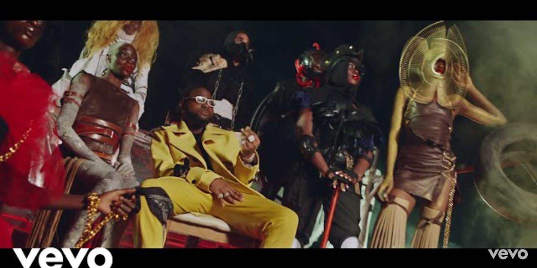 "[Video] Davido – ""Sweet In The Middle"" feat. Naira Marley, Zlatan, WurlD"