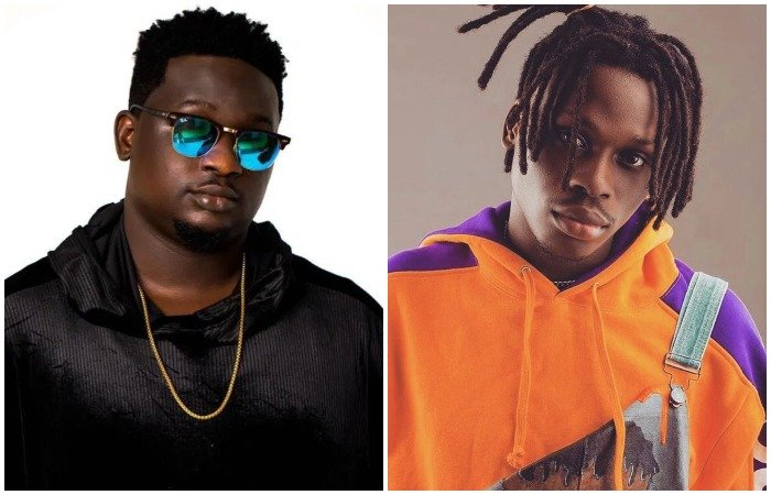 """Fireboy's """"Jealous"""" Is Bigger Than Wande Coal's Whole Career' – Twitter User Says, See What Fireboy Said"""