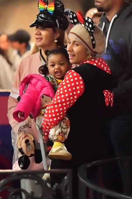 Cardi B slams Twitter user who said her daughter, Kulture isn't cute
