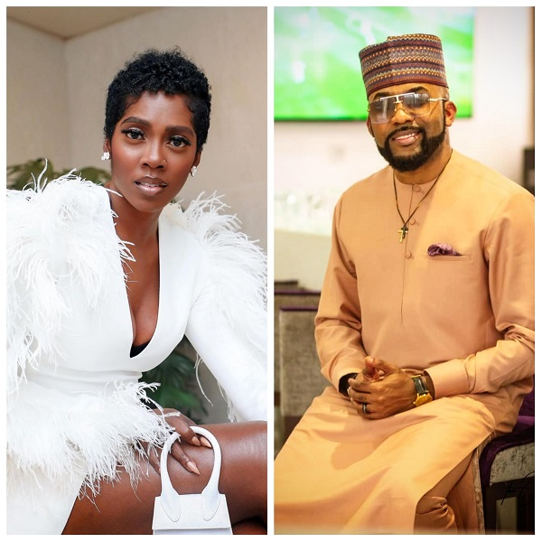 My Most Embarrassing Moment Is When Banky W Saw Me Naked – Tiwa Savage