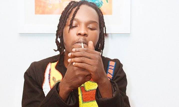 Curses don't stick to those who smoke marijuana – Naira Marley (video)