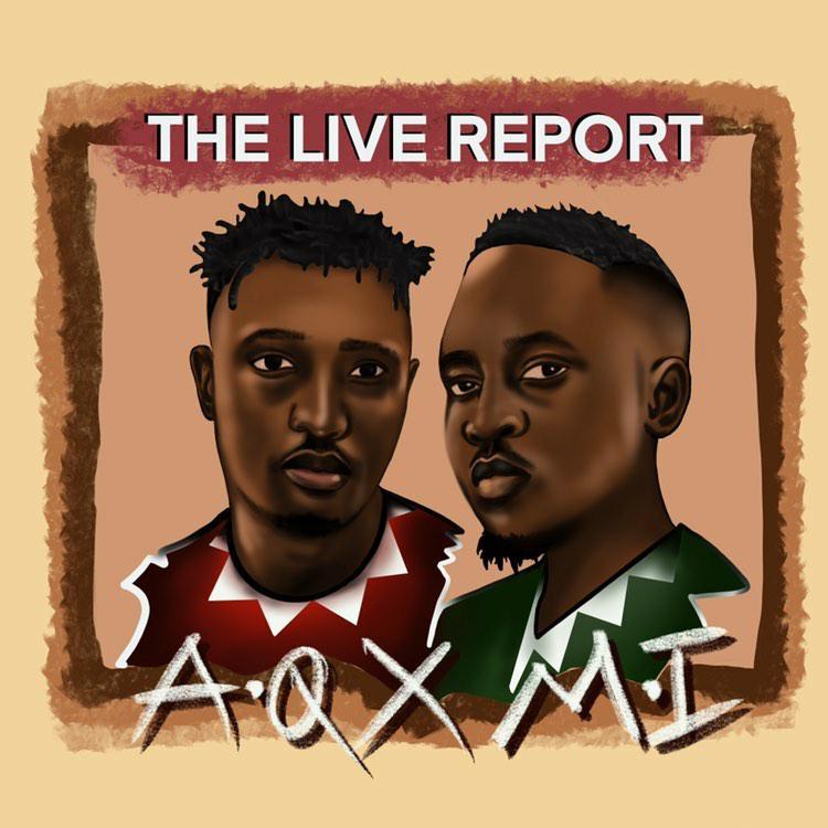 "A-Q x MI Abaga – ""The Live Report"""