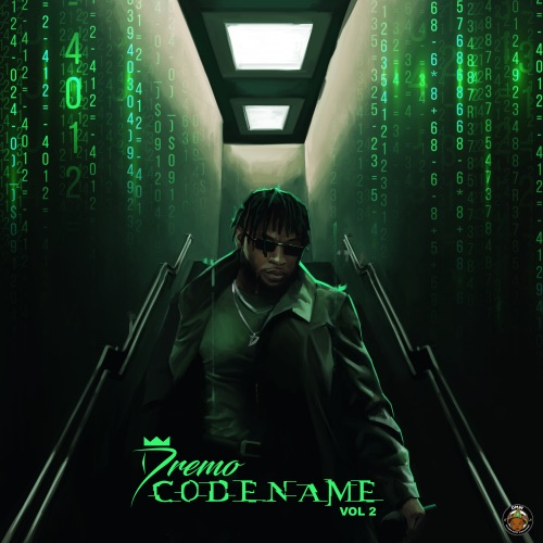 ALBUM: Dremo – CodeName Vol. 2 ZIP FILE & MP3