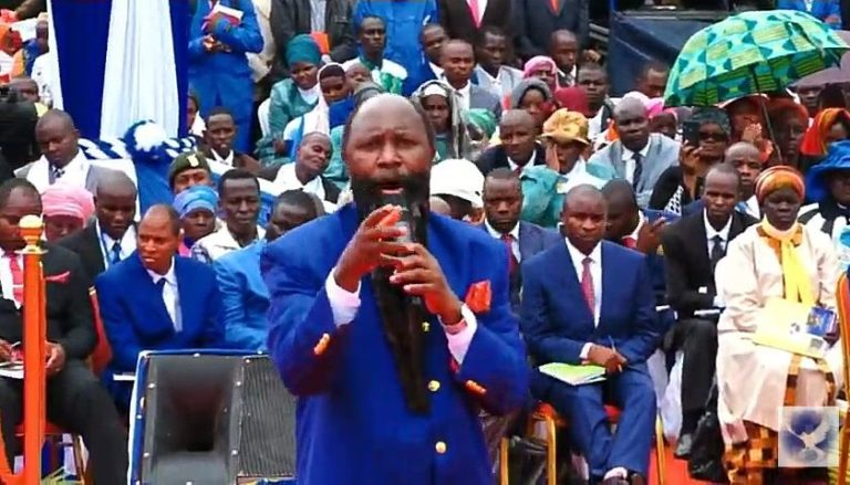 Kenyan Prophet Who Said The World Was Going To End April 12th, Says He Begged God To Postpone